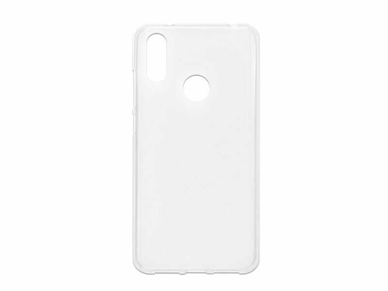 Alcatel 5V - etui na telefon FLEXmat Case - biały