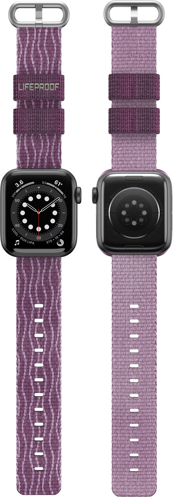 LifeProof Eco-Friendly Pasek Materiałowy do Apple Watch (45 mm) / Apple Watch (44 mm) / Apple Watch (42 mm) (Ocean Amulet)