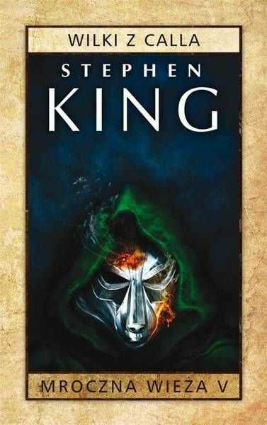 Mroczna Wieża T.5 Wilki z Calla pocket - Stephen King