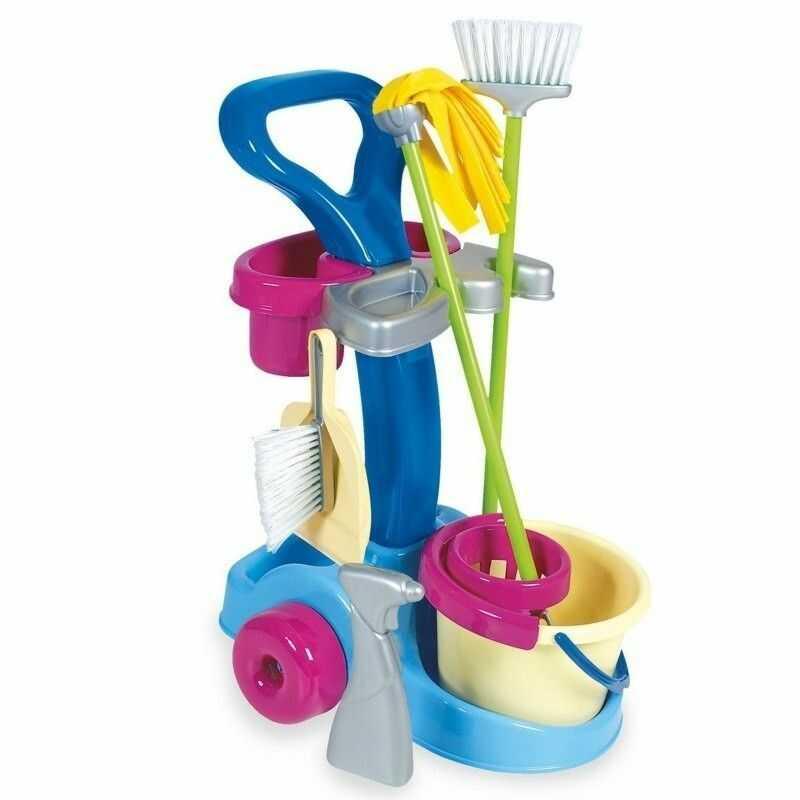 Wader Serwis Sprzątający mop Szczotka szufelka AGD Wózek