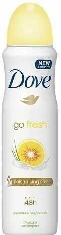 DOVE_Go Fresh Energize Anti-Perspirant dezodorant w spray''u Grapefruit & Lemongrass 150ml