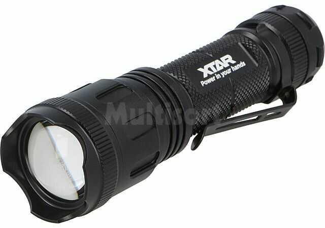 Latarka LED XTAR WK007 L:110mm 500lm fi:28mm IPX5