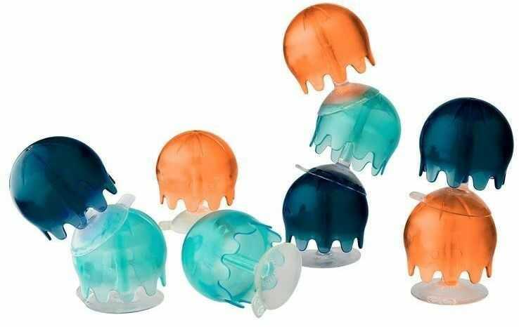 Zabawka do wody Przyssawki Jellies Cool kolor B11378-Boon, akcesoria do kąpieli