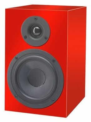 Pro-Ject SPEAKER BOX 5 - czerwony +9 sklepów - przyjdź przetestuj lub zamów online+