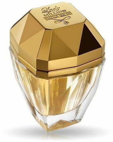 Paco Rabanne Lady Million Eau My Gold - damska EDT 80 ml
