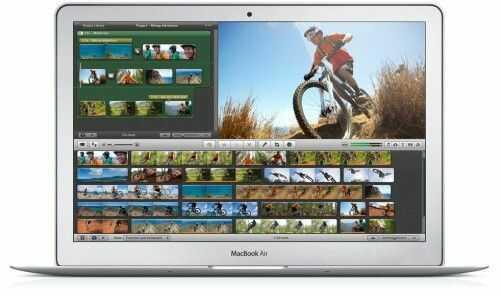 "APPLE RENEWD MacBook Air 1300 MHz 13.3"" 1440x900 RAM 4GB DDR3 1600 MHz SSD 128GB Intel HD Graphics 5000 Integrated ENG (RND-MD760NL)"
