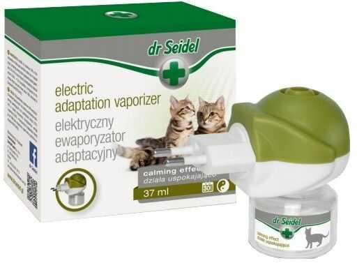 Dr Seidel Ewaporyzator adaptacyjny dla kotów 37ml