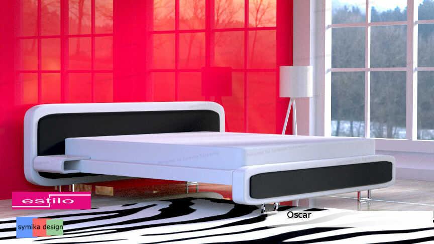 Łóżko do sypialni Oscar - łóżko sypialniane