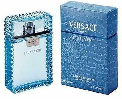 Versace Man Eau Fraîche 50 ml woda toaletowa dla mężczyzn woda toaletowa + do każdego zamówienia upominek.