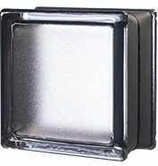 Luksfer Mini Liquorice pustak szklany 14,7x14,7x8 cm