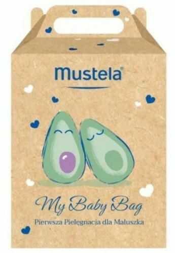Mustela My Baby Bag Pierwsza pielęgnacja dla maluszka [ZESTAW]