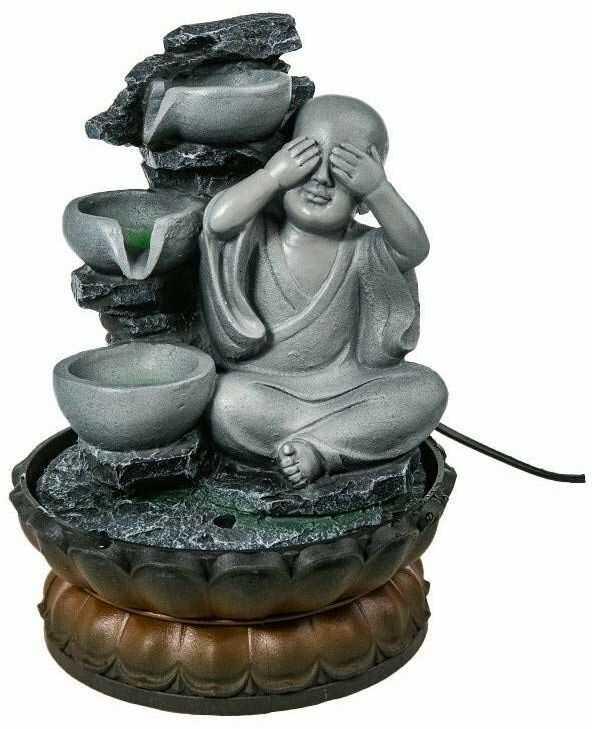 Lachineuse  beczka na wodę bonze buddyjskie  wypieki buddyjskie