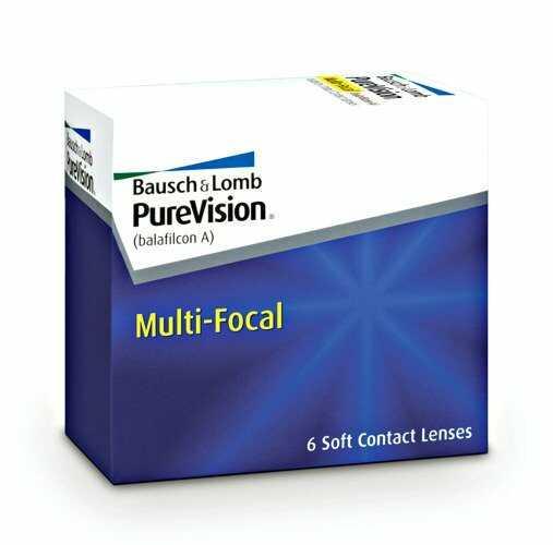 Soczewki PureVision MultiFocal 6szt. - Low