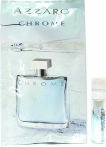 Azzaro Chrome 1,5ml woda toaletowa [M] PRÓBKA
