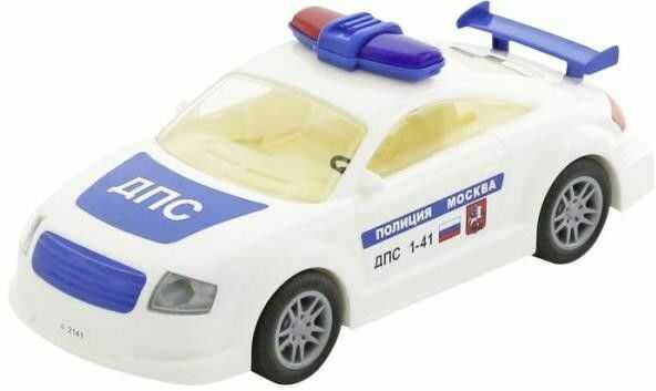"""Wader QT Samochód Radiowóz Policyjny """"Moskwa"""""""