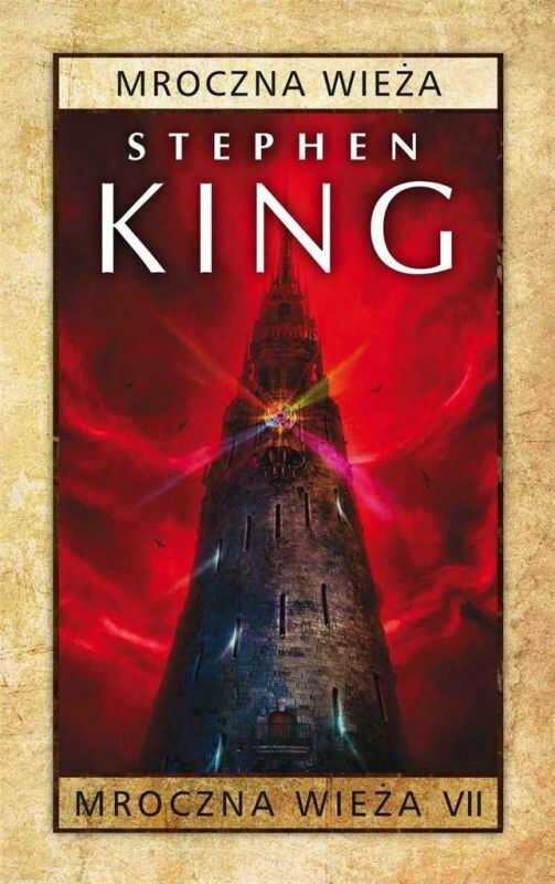 Mroczna wieża. Mroczna wieża Tom. 7 (wydanie kieszonkowe) ZAKŁADKA DO KSIĄŻEK GRATIS DO KAŻDEGO ZAMÓWIENIA
