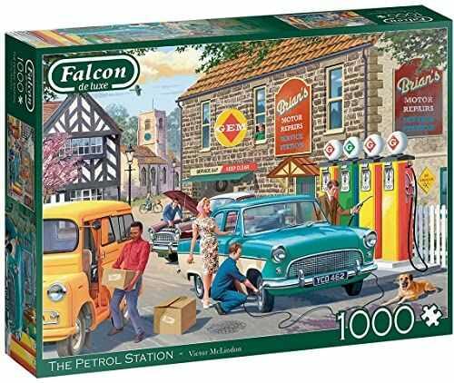 Falcon de luxe The Petrol Station 1000 sztuk puzzli