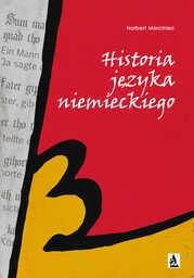 Historia języka niemieckiego - Ebook.