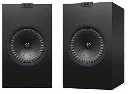 KEF Q350 Kolumny podstawkowe - 1 szt. - black +9 sklepów - przyjdź przetestuj lub zamów online+
