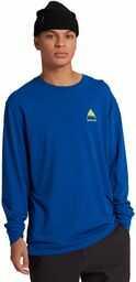 t-shirt męski BURTON ELITE LS Lapis Blue