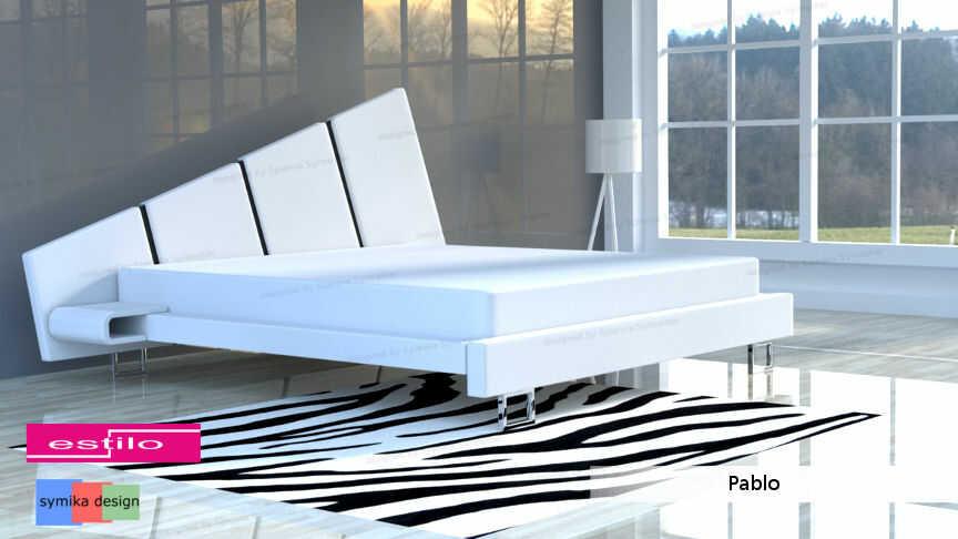 Łóżko do sypialni Pablo - łóżko sypialniane