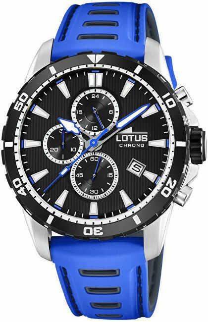 Zegarek Lotus L18600-3 - CENA DO NEGOCJACJI - DOSTAWA DHL GRATIS, KUPUJ BEZ RYZYKA - 100 dni na zwrot, możliwość wygrawerowania dowolnego tekstu.
