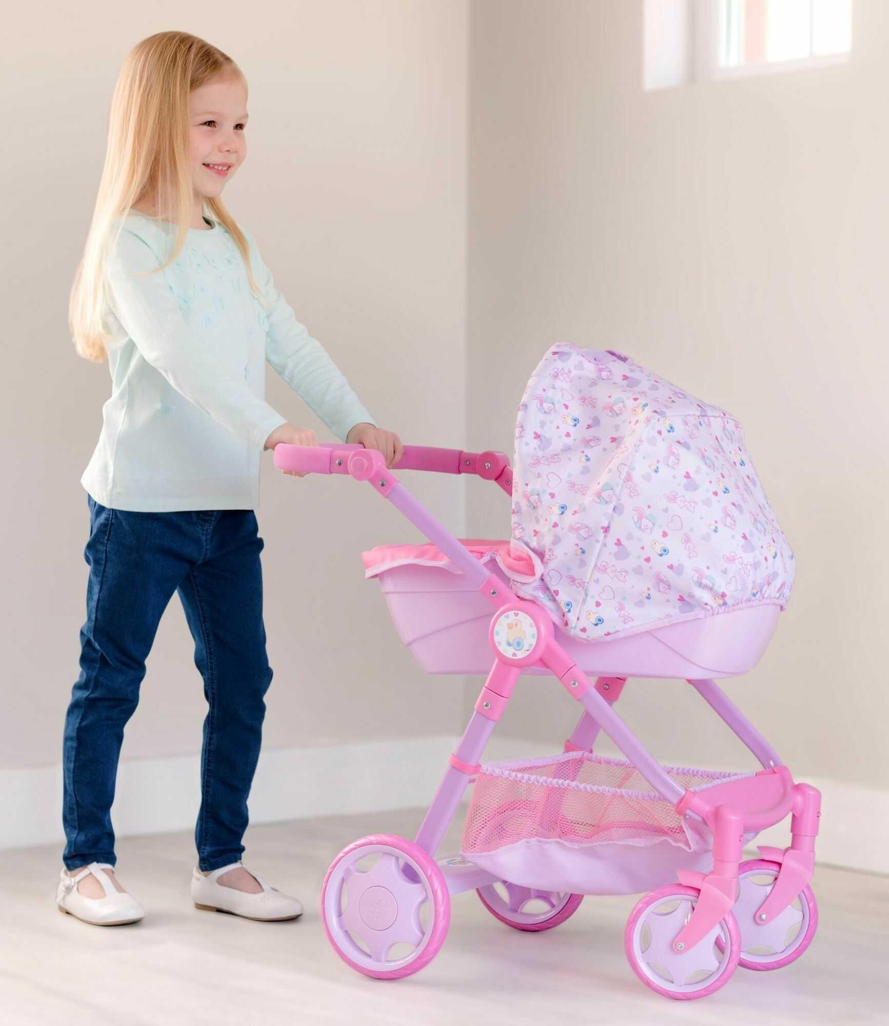 BABY Born - Wózek głęboki z torbą1423577