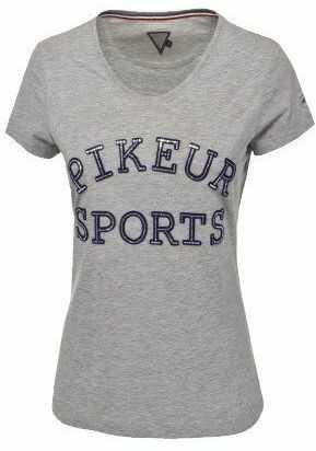 Koszulka LEXI - Pikeur - grey melange - damska