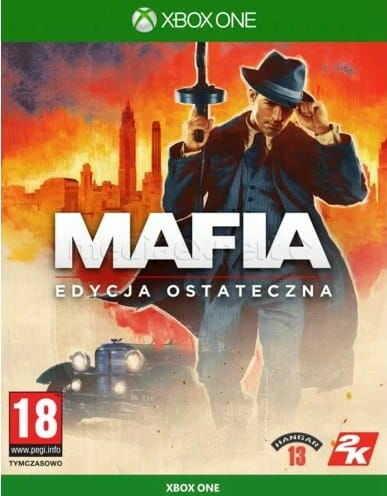 Mafia Edycja Ostateczna Xone Używana