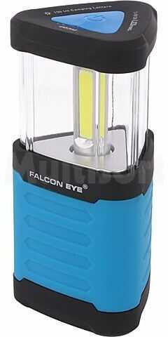 Latarka uniwersalna FCL0011 150lm 52x52x80mm Kolor niebieski 1W