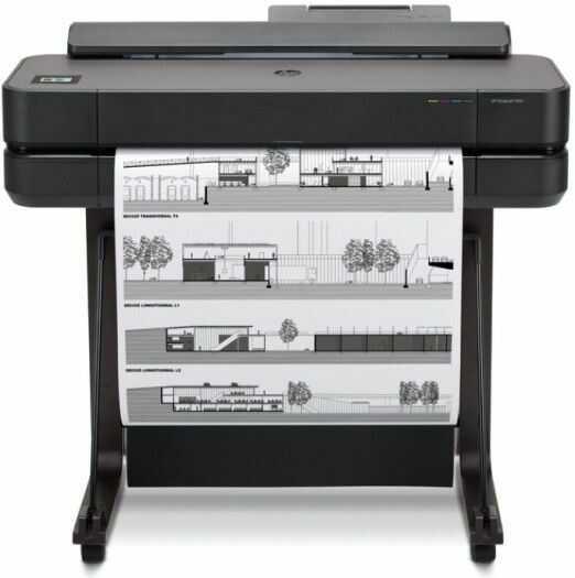 Ploter HP DesignJet T650 24 (5HB08A)