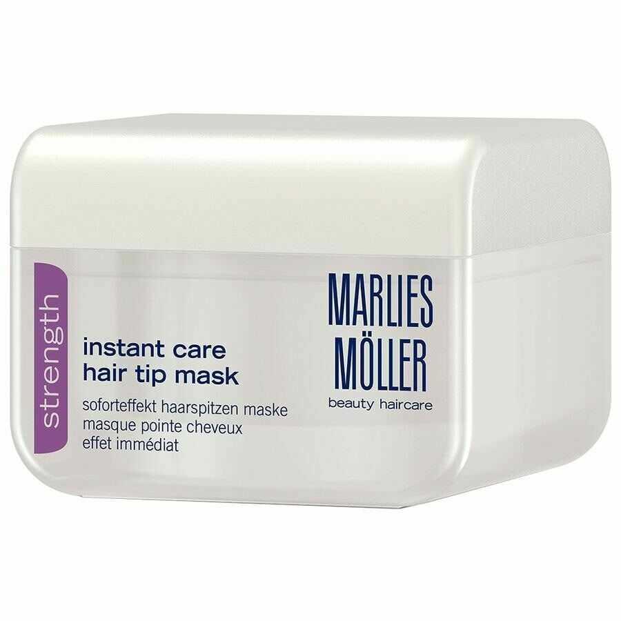 Marlies Möller Strength Marlies Möller Strength Instant Care Hair Tip Mask haarkur 125.0 ml