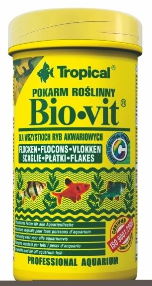 TROPICAL - Bio-vit puszka 100ml