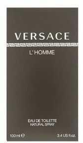 Versace L''Homme 100 ml woda toaletowa dla mężczyzn woda toaletowa + do każdego zamówienia upominek.