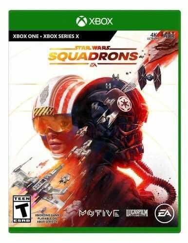 Star Wars Squadrons XOne Używana