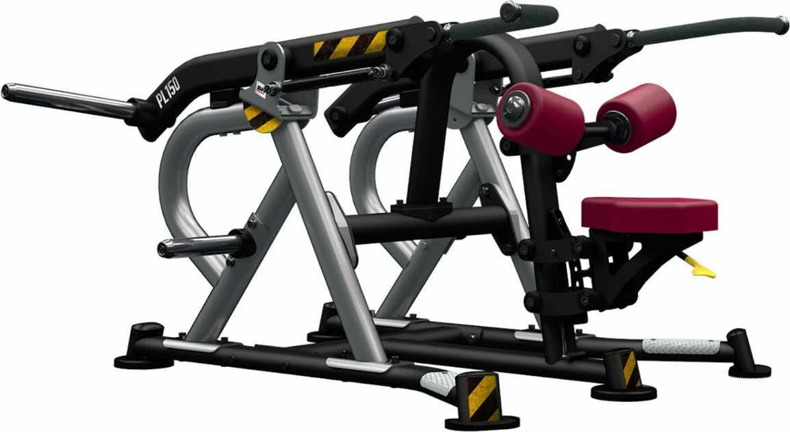 Maszyna półwolna do ćwiczeń mięśni tricepsu Seated Triceps PL150 BH Fitness