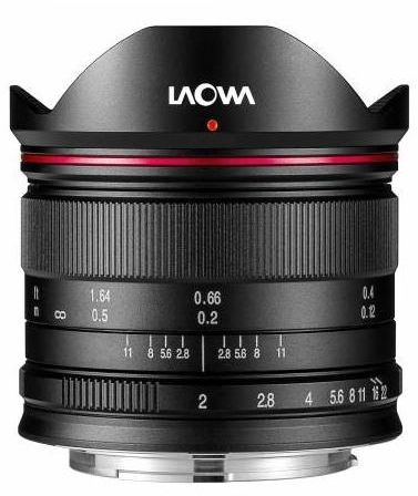 Laowa Venus Optics C-Dreamer Lightweight 7.5mm f/2.0 - obiektyw stałoogniskowy do Micro 4/3 Laowa Venus Optics C-Dreamer Lightweight 7.5mm f/2.0