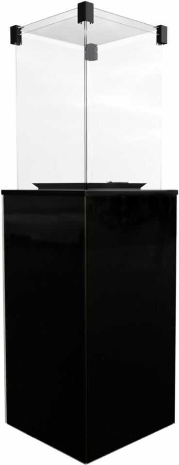 PATIO M panel czarny
