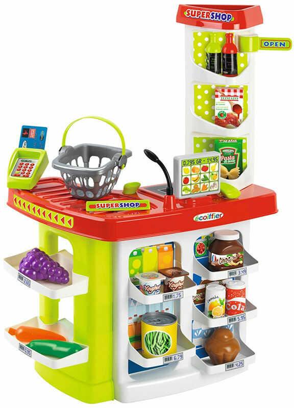 Ecoiffier - Chef Supermarket 1784