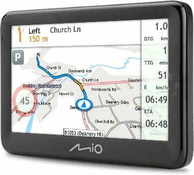 Nawigacja samochowa GPS Mio Pilot 15 FullEU Darmowa dostawa