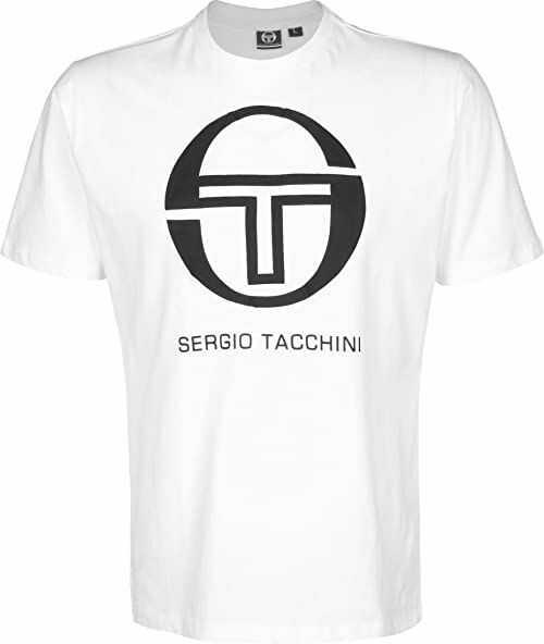 Sergio Tacchini Koszulka chłopięca Eva T-shirt szary Ceramic/Navy LJ