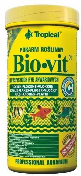 TROPICAL - Bio-vit puszka 250ml