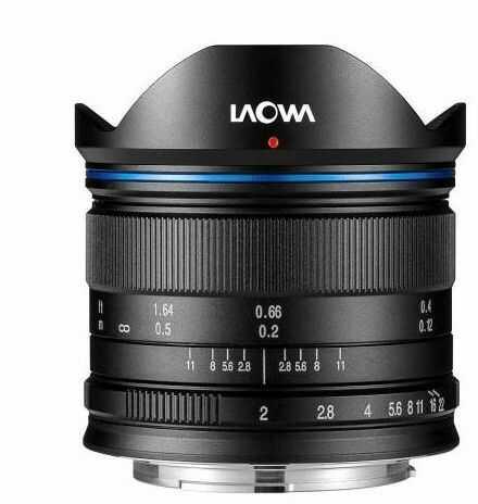 Laowa Venus Optics C-Dreamer Standard 7.5mm f/2.0 - obiektyw stałoogniskowy do Micro 4/3