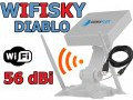 Antena DIABLO 58dBi