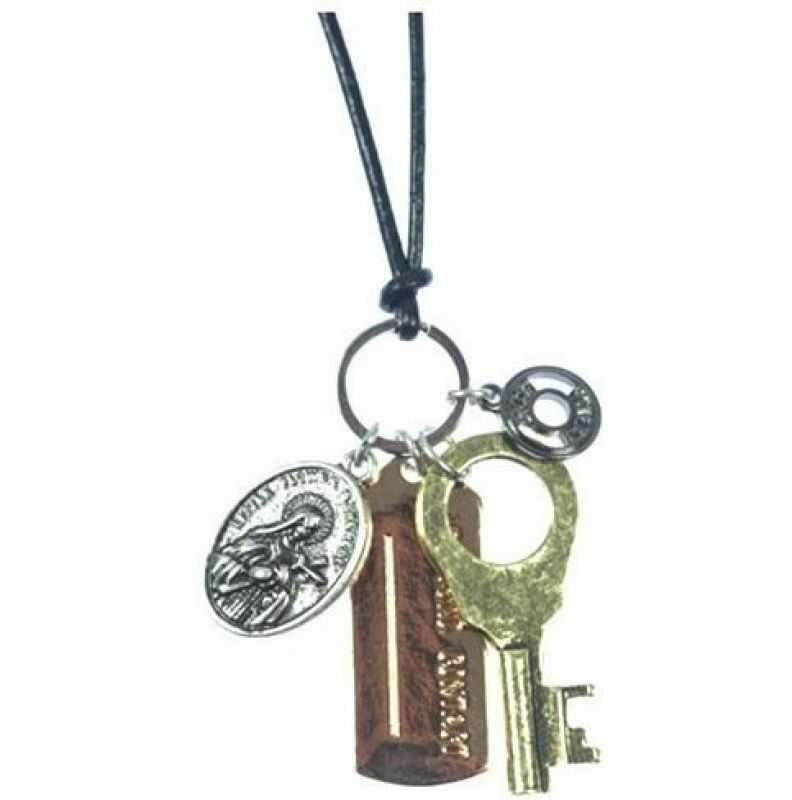 Biżuteria uniwersalne Icon Brand Jewellery Brink Necklace P1096-N-MUL