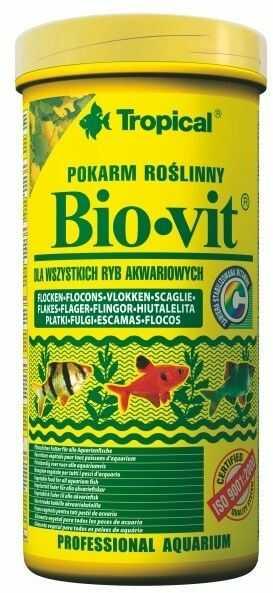 TROPICAL - Bio-vit puszka 500ml