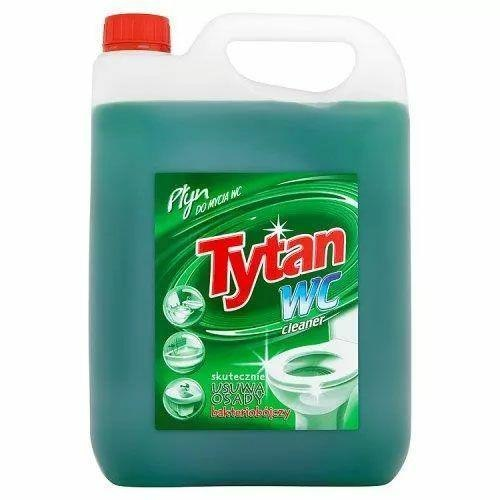 Płyn Do Wc 5l Zielony Tytan