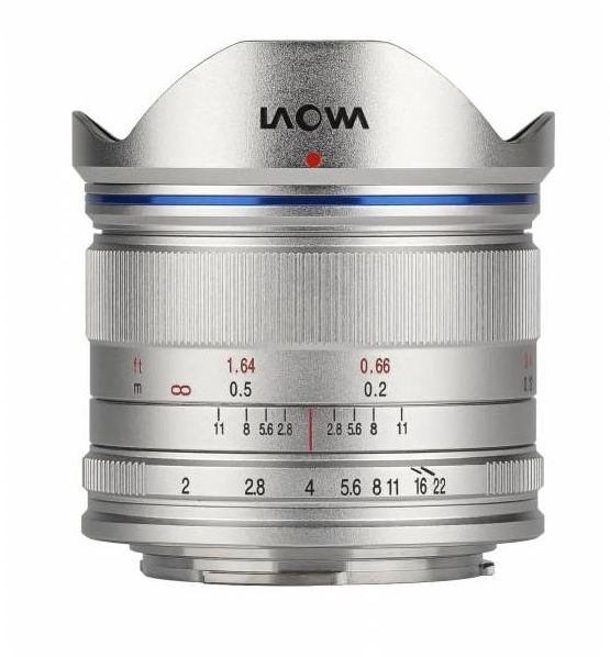 Laowa Venus Optics C-Dreamer Standard 7.5mm f/2.0 - obiektyw stałoogniskowy do Micro 4/3 Laowa Venus Optics C-Dreamer Standard 7.5mm f/2.0