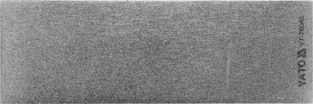OSEŁKA DIAMENTOWA BLOK STALOWY 150 X 50 MM K300 Yato YT-76085 - ZYSKAJ RABAT 30 ZŁ