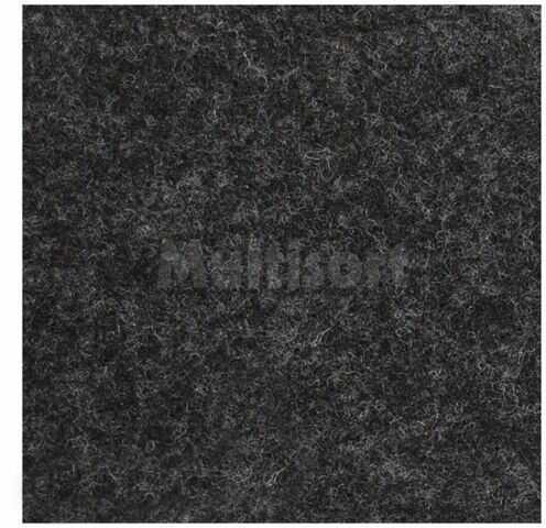 Tkanina obiciowa 4CARMEDIA Wym:1500x700mm czarny melanż D:3mm